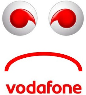 Vodafone unhappy :(