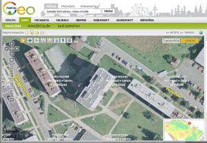 Topografické mapy na portále veřejné správy