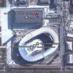 Zimní olympijské hry Turín 2006 v Google Earth