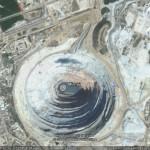 Diamantový důl Mirnyj