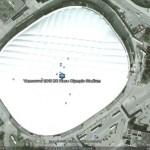 Prohlédněte si Zimní olympijské hry 2010 Vancouver ze satelitu a sledujte doma v HD