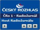 Miniaplikace pro Windows: Český rozhlas