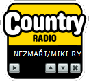 Miniaplikace pro Windows: Country Radio