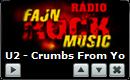 Miniaplikace pro Windows: Rádio Fajn Rock Music