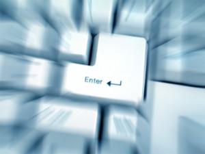 klávesa Enter