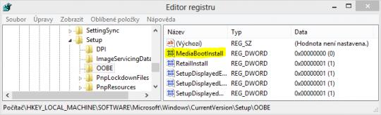 Jak nainstalovat a aktivovat čisté Windows 8 pomocí upgrade klíče