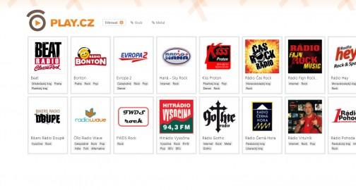 Play.cz pro Windows 8