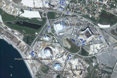 Sochi Winter Olympic Park