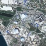 Zimní olympijské hry 2014: Soči pod drobnohledem v Google Earth