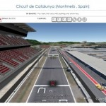 Závoďte ve Formuli 1 online v Google Earth